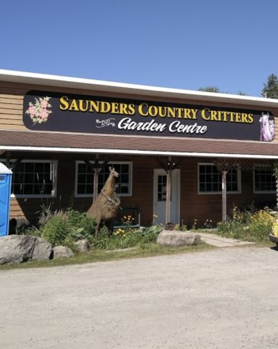 Saunders Country Garden Center