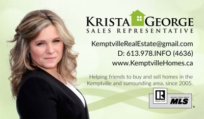 Krista George Real Estate