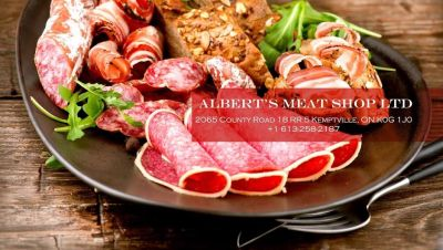 Albert's Meat Shop
